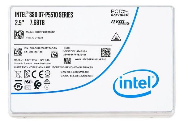 Intel SSD D7-P5510