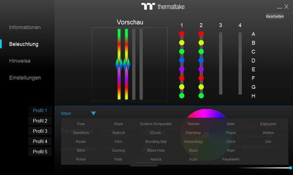 Thermaltake Toughram RGB 16GB