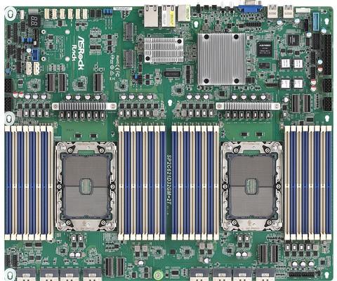 ASRock Rack 4U10G-ICX22T 2U2E-FICX2 SPC621D8 SPC621D8-2L2T AU-350X4