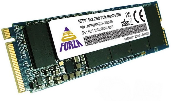 Neo Forza Zion NFP075 2TB SSD