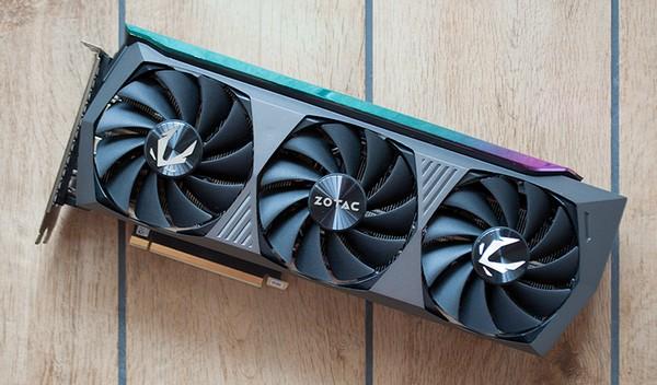 Zotac Gaming GeForce RTX 3080 Ti Amp Holo Graphics Card