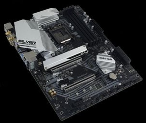 Biostar Z590A-Silver Motherboard