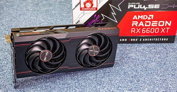 Sapphire Radeon RX 6600 XT Pulse OC