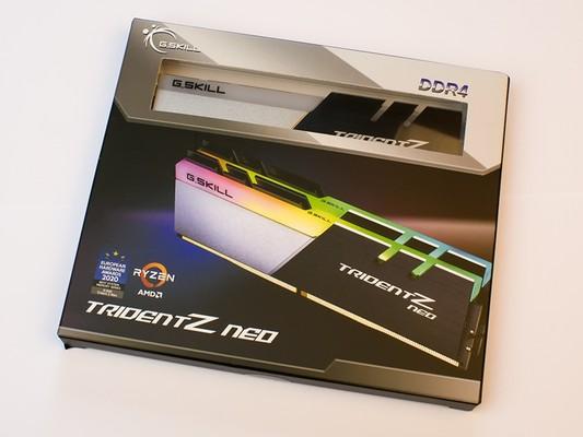 GSkill Trident Z Neo 32GB DDR4-3600 RAM