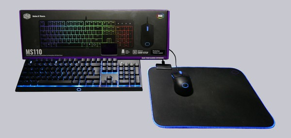 Cooler Master MS110 Combo