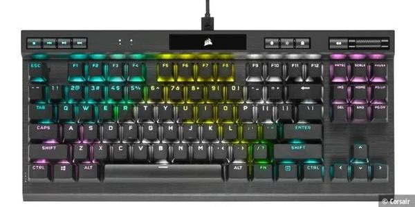 Corsair K70 RGB TKL Tastatur