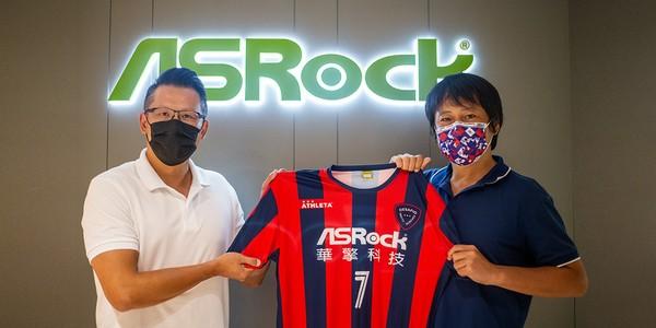 ASRock EC Desafio Fußballverein Sponsoring
