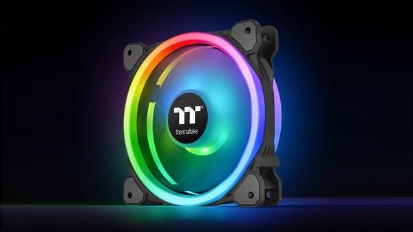 Thermaltake Riing Trio 12 RGB Fan