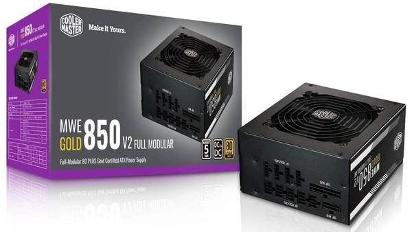 Cooler Master MWE Gold 850 V2 PSU