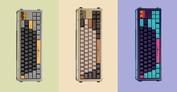 Shurikey Gear Hanzo Keyboard