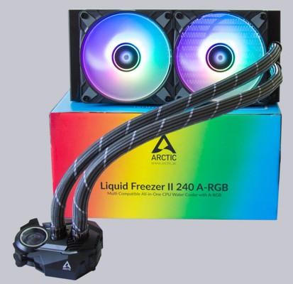 Arctic Liquid Freezer II 240 ARGB AIO
