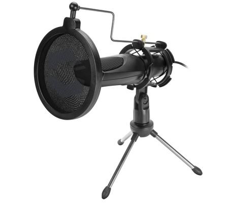 Speedlink Audis und Speedlink Audis Pro Streaming Mikrofon