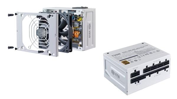 Cooler Master V850 SFX Gold und V750 SFX Gold White Edition