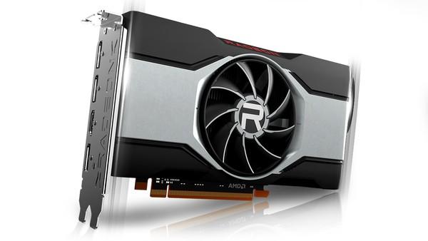 AMD Radeon RX 6600 Grafikkarten